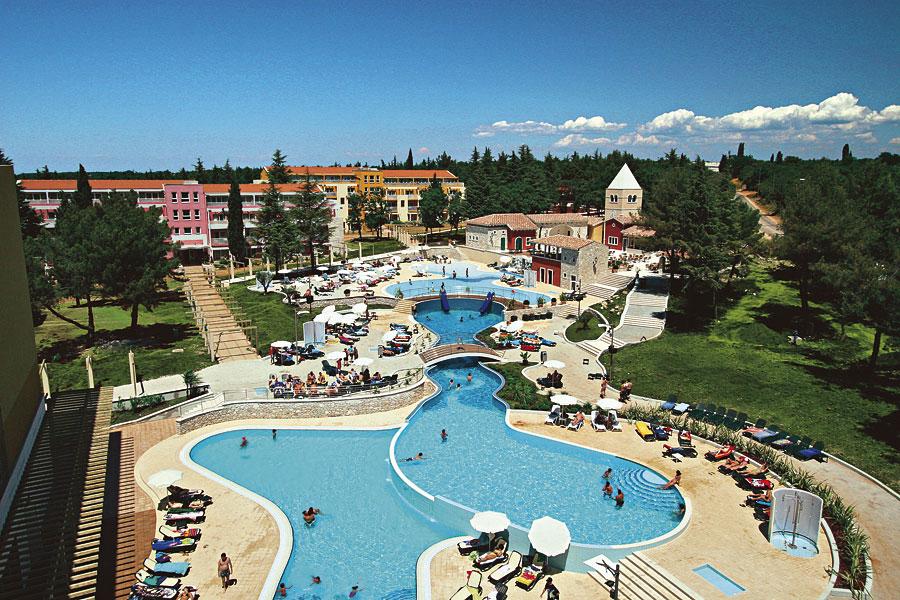 hotel sol garden istra 4 umag maremonti With katzennetz balkon mit hotel village sol garden istra