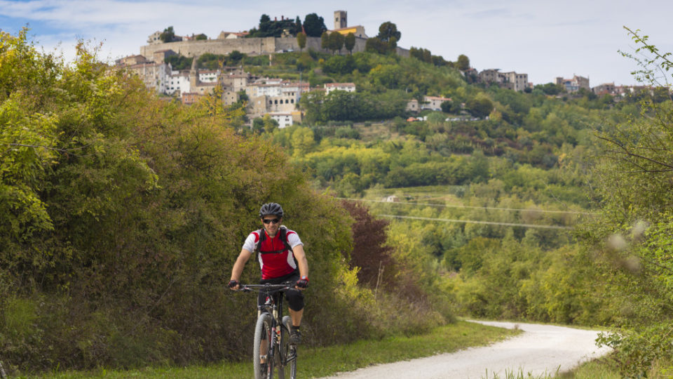 Bike tours Istria