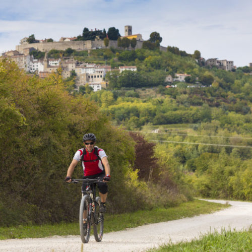 Cycling from Trieste to Pula in 8 days