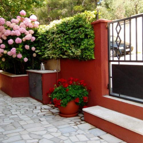 Vrt, dvorište