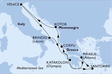 mm_itinerar_Ve-Kotor-Krf-Pirej-Santorini-Katakolon-Brindisi_krstarenja_maremonti-1