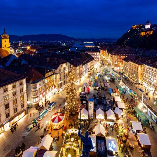 Predbožićni Graz 11.-12.12. i 18.-19.12.21.