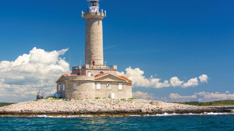 lighthouse Kamenjak